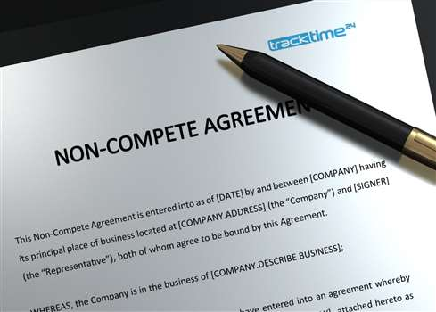 Non-Compete Agreement - Sample & Template [Free Download] (Word)