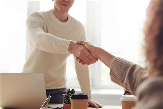 Business Partnership Template Free Download