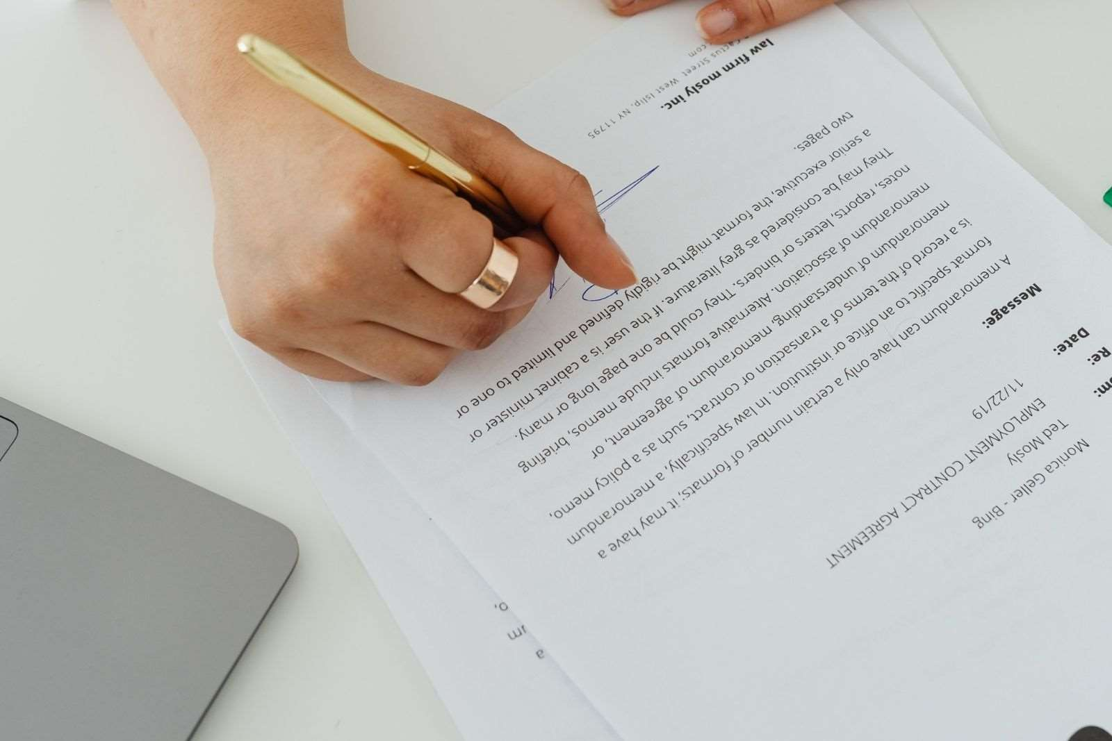 Service Contract Template [Free Download]